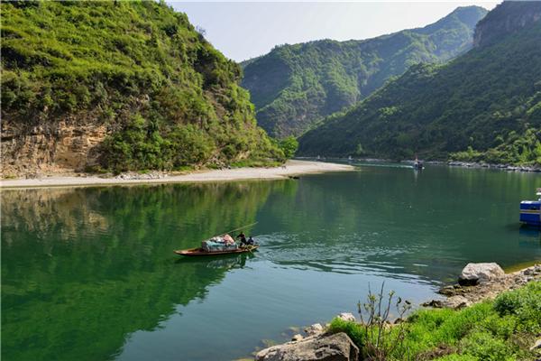 南河小三峡