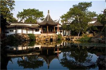 苏州拙政园、虎丘、同里古镇巴士2日跟团游苏州园林特惠游