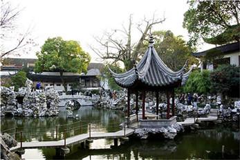 苏州拙政园狮子林、虎丘、南京巴士2日跟团游纯玩无购物,游苏州双园林,传承古都文化精神