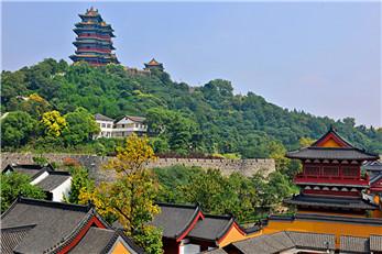 南京古都1日巴士跟团游游六朝古都、历史名城