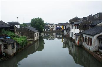 苏州狮子林、虎丘、同里古镇2日巴士跟团游游苏州经典园林,赠送画舫游船