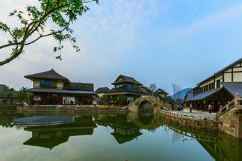 无锡灵山小镇、拈花湾1日巴士游东方小京都,禅意旅居度假目的地
