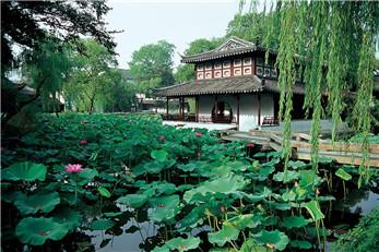 苏州拙政园、虎丘、无锡太湖2日巴士跟团游游苏州经典园林,三国影视城