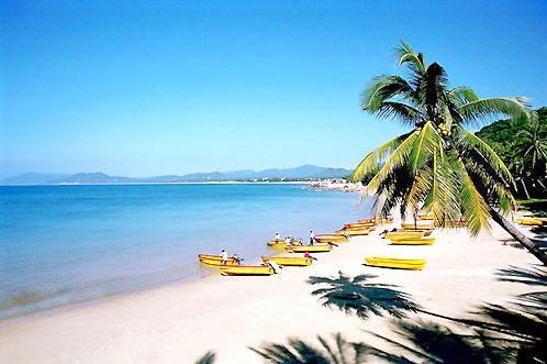 蜈支洲岛、呀诺达、亚龙湾爱立方、6日双飞跟团游一价全包