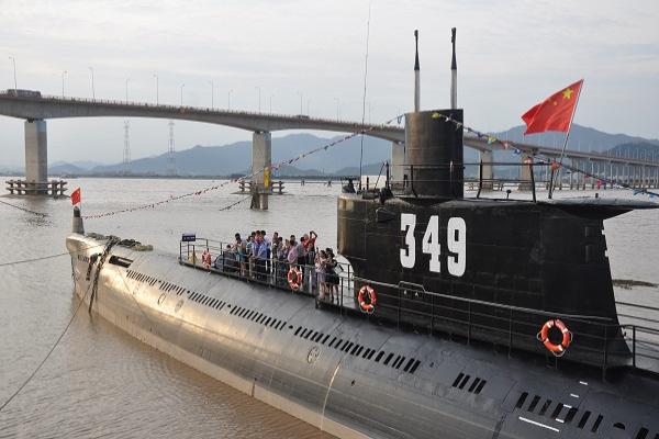 台州潜艇观光基地