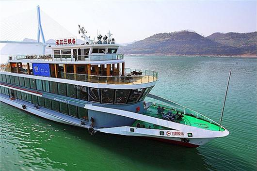 两坝一峡、三峡人家、清江画廊3日动车跟团游船行江中,赏两岸独特风景