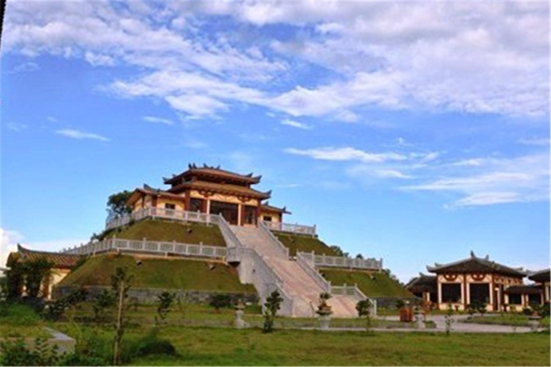 北海合浦汉闾文化园