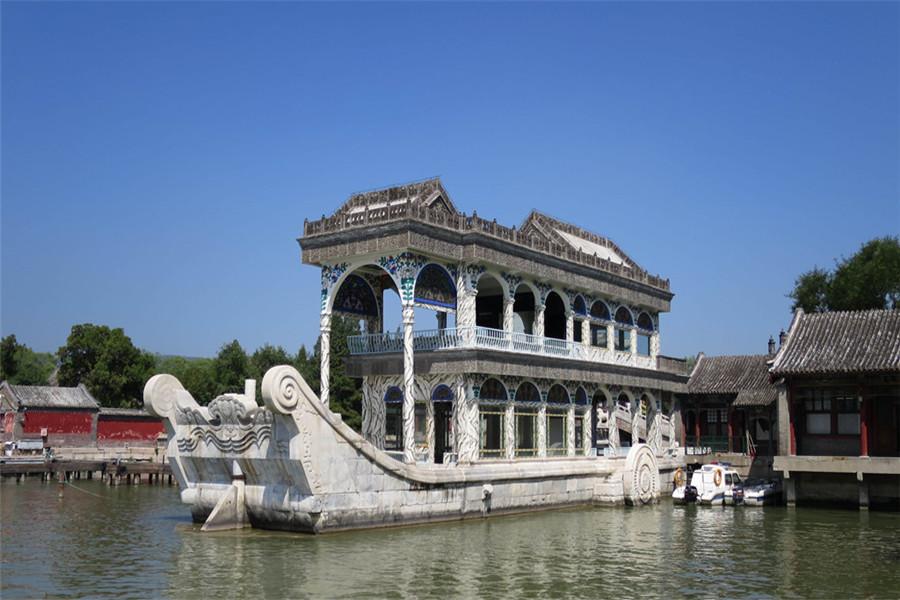 北京皇家园林颐和园讲解服务半日当地游含门票、含讲解
