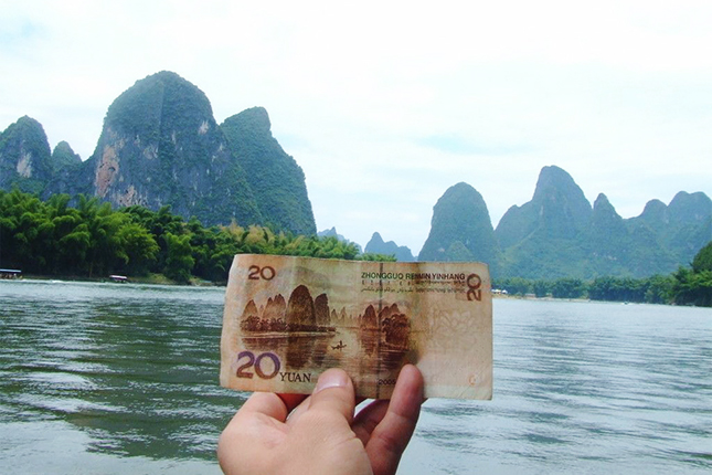 广西桂林、大漓江、世外、银子岩、阳朔5日双飞深度游[三星游船]赠送印象刘三姐