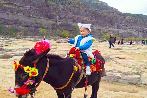 黄河壶口瀑布巴士1日当地游私奔壶口瀑布、体验陕北民俗、花样摄影、经典纯玩之旅