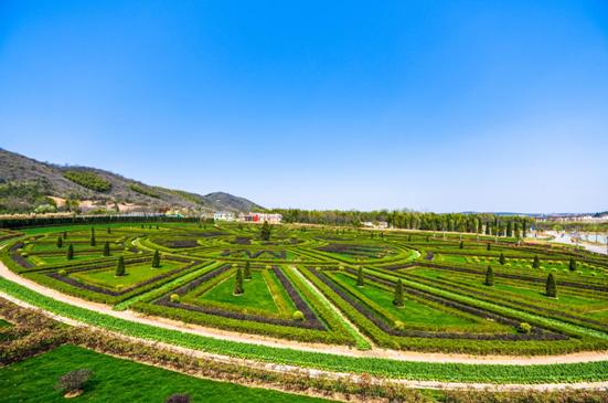 花谷奇緣法國花園