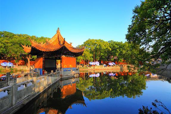 普陀山2日上海-普陀山游[南浦大桥出发]许愿祈福 之旅