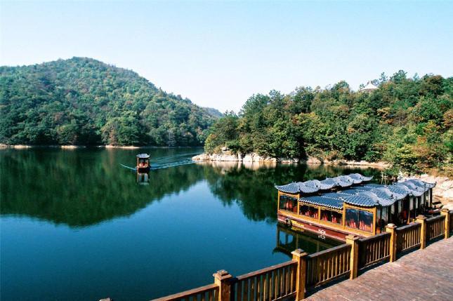 木兰天池高峡风情、木兰文化巴士1日游[清凉夏日]看青山绿水,湖北的九寨沟