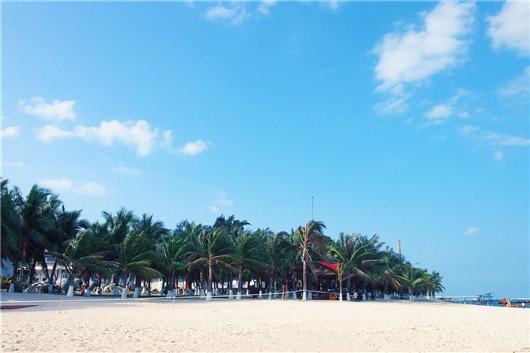 三亚、蜈支洲岛、南山文化苑、亚龙湾双飞8日跟团游两天自由活动