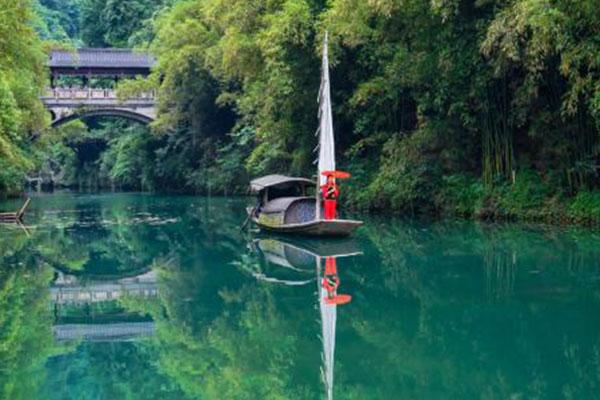 宜昌三峡人家观光游船、巴士1日游船进更舒适,畅游西陵峡,天天发班,纯玩0购物