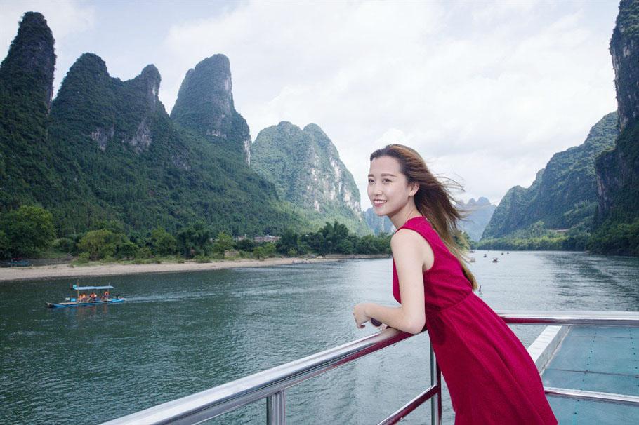 桂林、漓江、阳朔、遇龙河高铁4日3晚跟团游