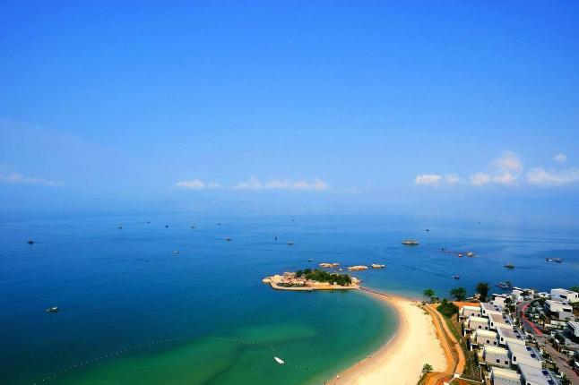惠州巽寮湾-双月湾2日巴士跟团游[特卖]单跟车往返,广州出发