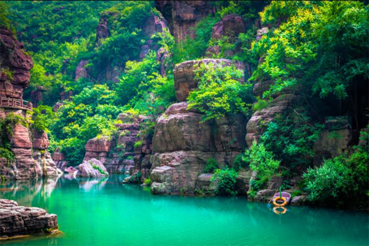 云台山、洛阳龙门、少林寺、开封双高4日3晚跟团游