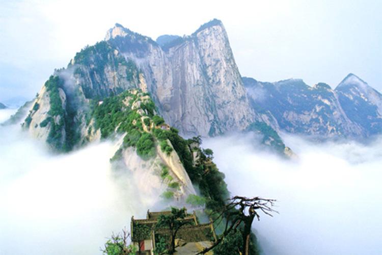 西安壶口瀑布、延安、兵马俑、华山、双高6日游红色延安、无购物 品六国宴 关中老碗宴
