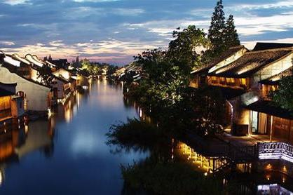 上海6日双飞跟团游游:乌镇,宋城千古情表演,上海夜景,上海迪士尼乐园