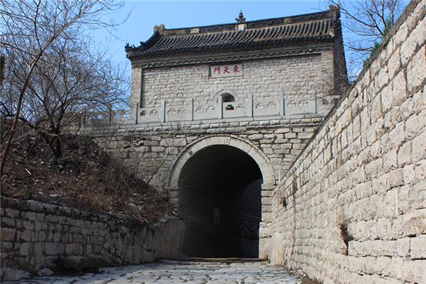 秦皇古驿道