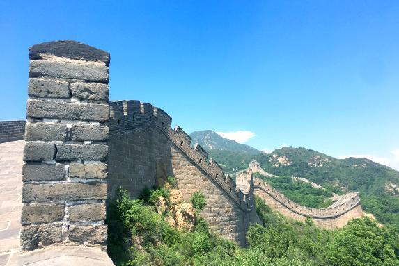 北京八达岭长城、十三陵定陵1日巴士跟团游纯玩无购物,含可口午餐,外观鸟巢水立方