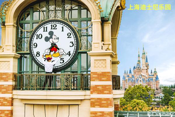 上海3日双高游玩转上海迪士尼乐园