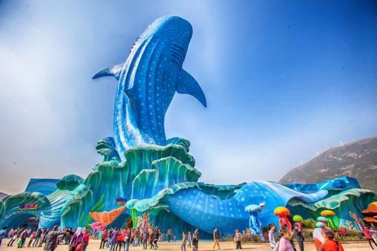 广州、珠海、长隆景区巴士5日跟团游 玩转长隆经典景区,欢乐世界、动物园、海洋王国一个不少