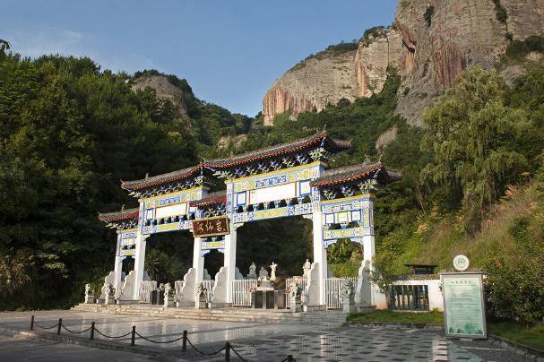赣州汉仙岩