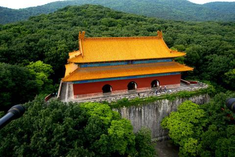 南京明孝陵风景区