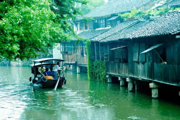 杭州-周庄-乌镇双高4日跟团游那苏杭