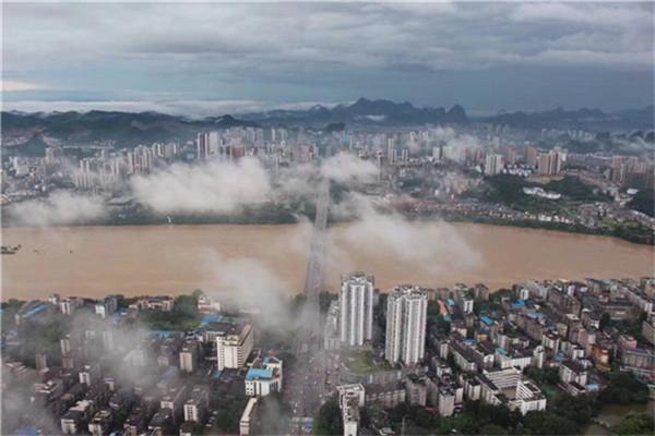 柳州地王云顶观光