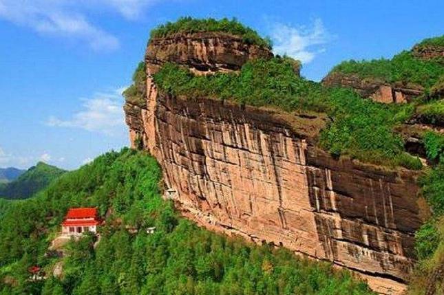 罗汉岩风景区