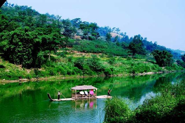 贵州木城丽水旅游景区