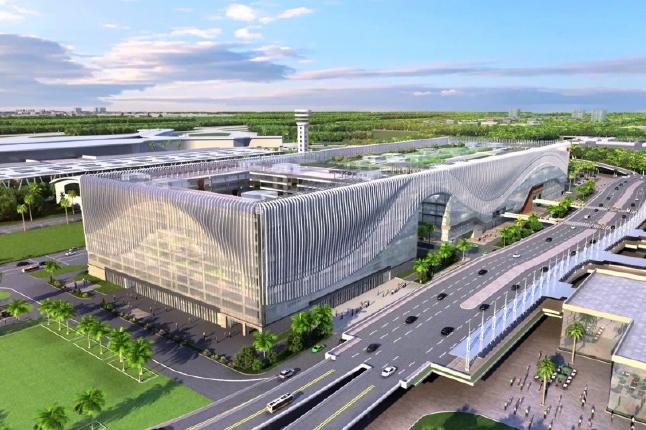 美兰机场航空科技馆