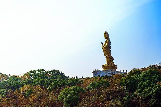 舟山普陀山-朱家尖巴士游3日2晚经典游