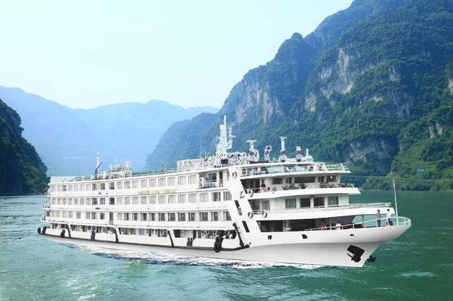 天天发船(国内游轮)重庆到宜昌顺道游2日游[]错峰游体验不一样的三峡之美,钜惠性价比游轮