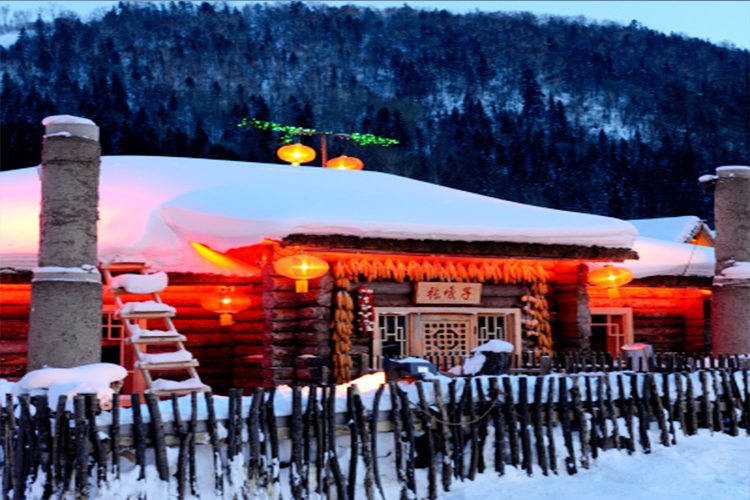 哈尔滨雪乡、穿越羊草山、滑雪、温泉7日巴士深度游2大免1小,24H免费接机、站,纯玩0购物、0自费,亚布力畅爽滑雪,长白山温泉,雾凇奇景,15大玩法,免费升级2晚豪华型酒店
