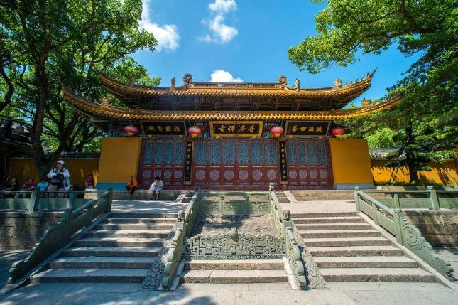 上海出发至普陀山景区含双早3日2晚半自助跟团游