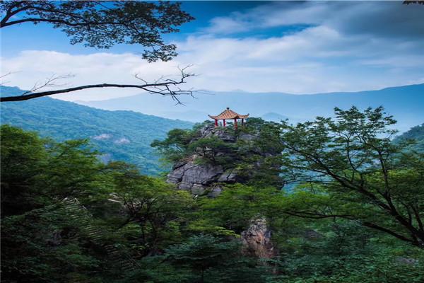 神农峡·岩屋沟风景区