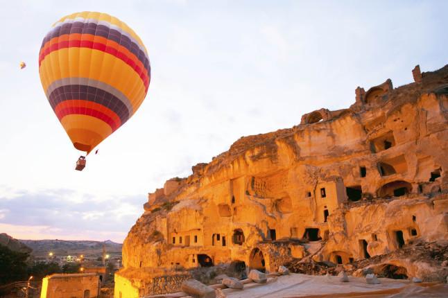 土耳其5晚6日星月之旅半自助游
