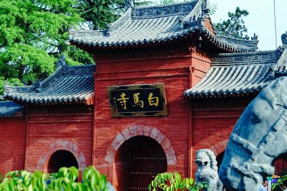 河南龙门石窟-白马寺1日当地游
