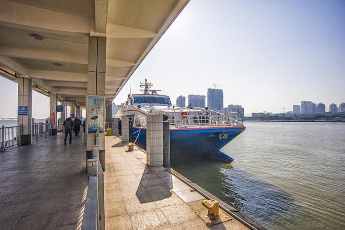 九洲港往返香港船票