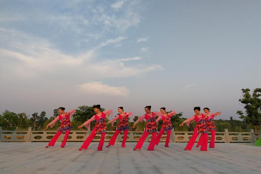 武汉花朝河湾风景区