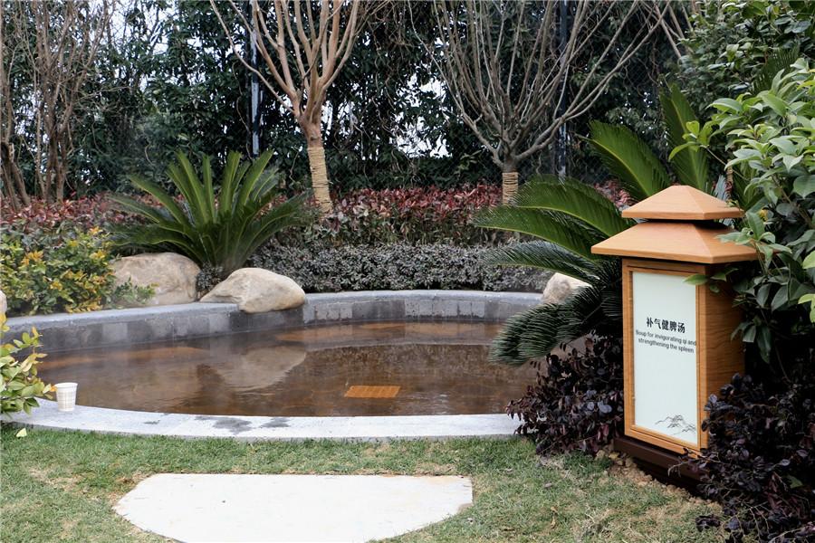 无锡弘阳洛克菲花园酒店温泉