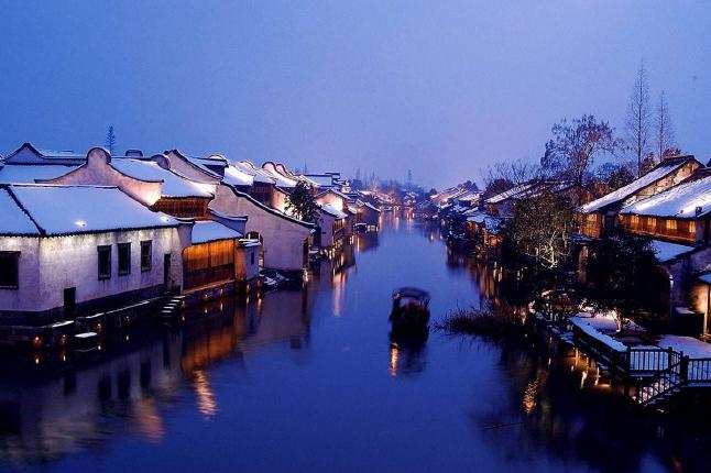 【魅力华东,水乡古镇】杭州西湖,宋城景区,乌镇纯玩巴士2日1晚跟团游