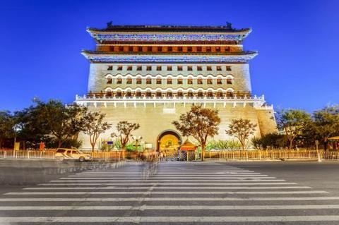 乌兰浩特市到故宫、北京、天安门、八达岭长城怎么幼儿美食节画图片