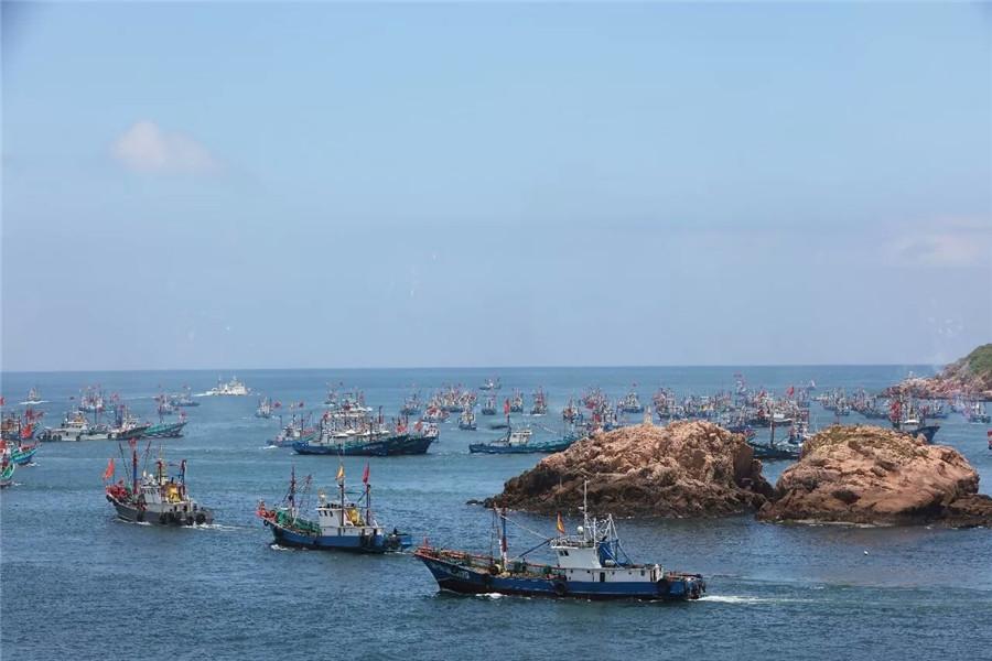蓝色嵊泗(沈家湾码头天天发) 1人也成团3日2晚当地游往返船票