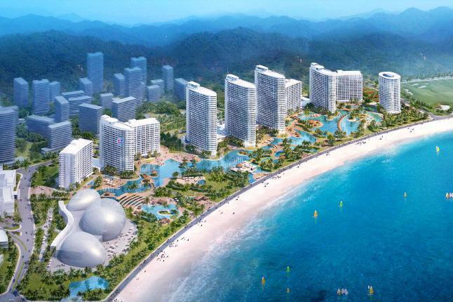 惠州巽寮湾沙滩2日巴士跟团游[端午大促]住海公园度假酒店豪华海景房、大阳台景观、海滨度假直通车