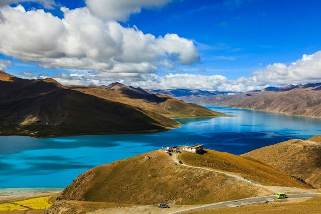 西藏拉萨、林芝、巴松错、大峡谷、羊湖11日双卧跟团游[进藏首选]0自费、赠6大特色美食,深度体验藏地田园生活